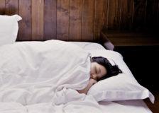 眠れない夜のために。寝つきを良くする6つのヒント